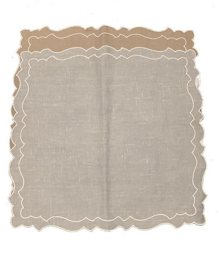 Set of 2 Cake placemats_color mix