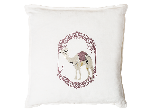 Circus Cushion - Camel