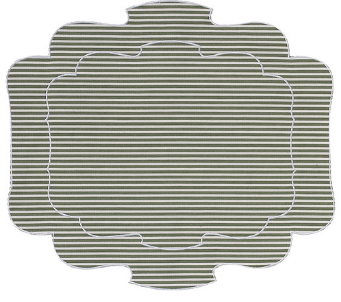 Parentesi 800 - Green Stripes Millerighe