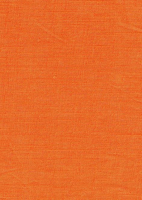 Coated Fabric by mt - Orange