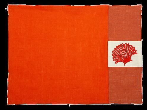 Tasca - Shell_Orange/Brique