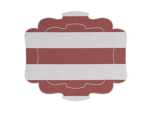 Parentesi 800 - Brique Stripes