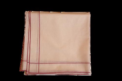 Tablecloth Frame - White/Violet