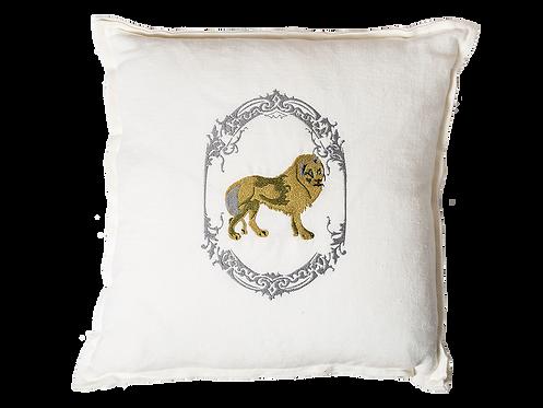 Circus Cushion - Lion
