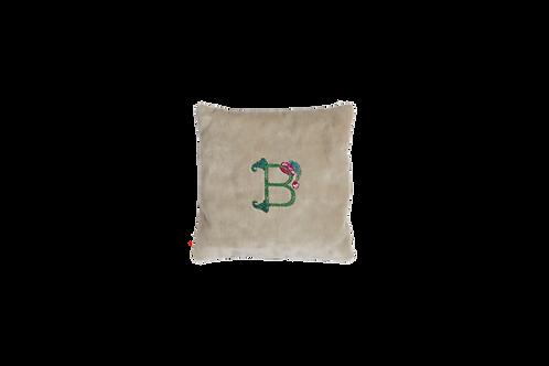 Xmas Monogram Cushion