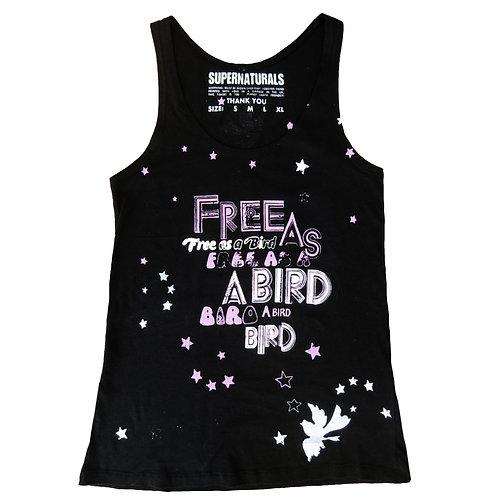 """Free as a Bird"" Vest"