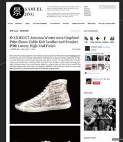INSIDEOUT Sneakers