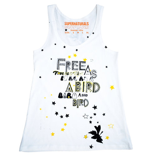 """Free as a Bird"" Vest"