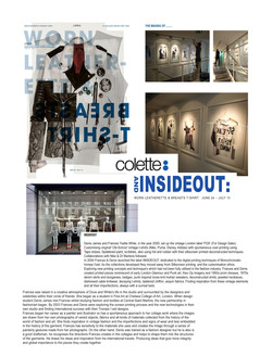 Insideout exhibition