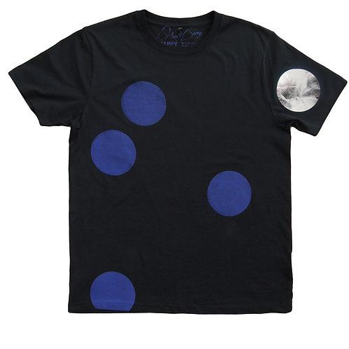 HH x RICHARD TORRY T_SHIRT (Blue Spot/ Black)