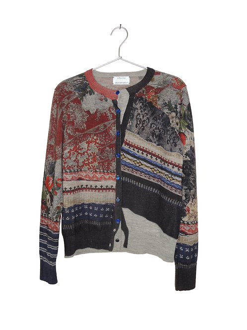 John Moore x Insideout Collaboration Cardigan
