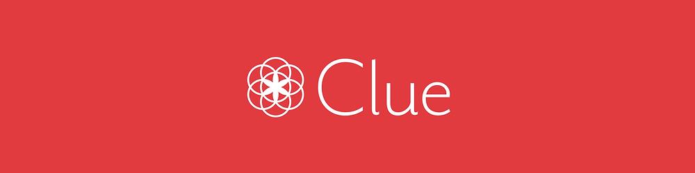 Clue app logo