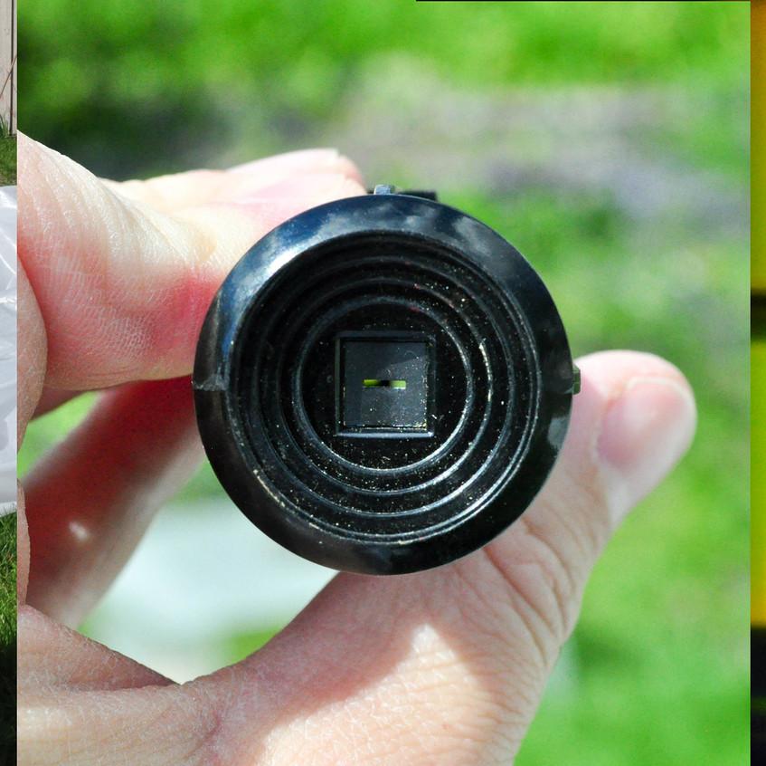 Violetoscope / Hand Level