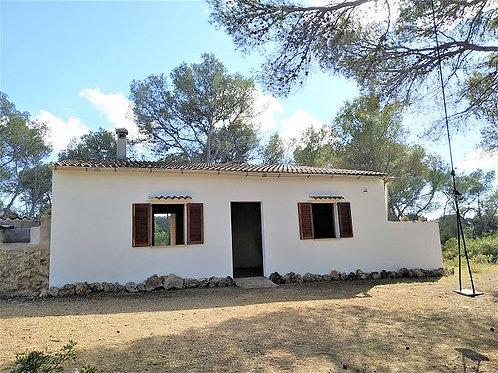 Casa de campo sencilla con posibilidad de convertirla en un hogar en Algaida