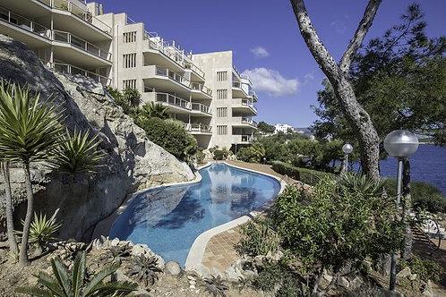 Luxus Wohnung direct am Meer in Cala Vinyes