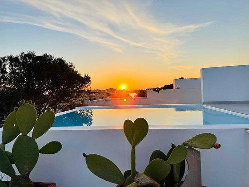 Spectaculaire nieuwbouwvilla met uitzicht op zee in Ses Covetes