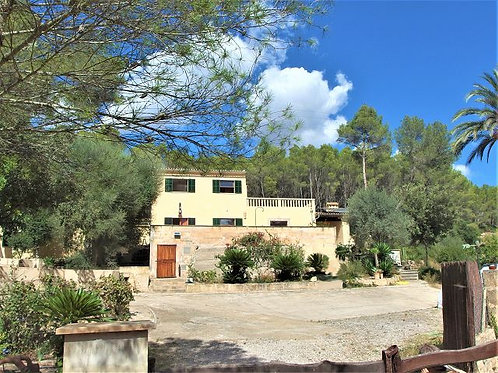 Lovely reformed finca with a lot of posibilities in Llucmajor