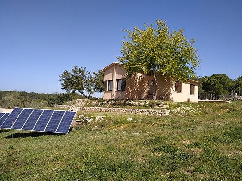 Volledig gerenoveerd huis met spectaculair uitzicht bij Llucmajor