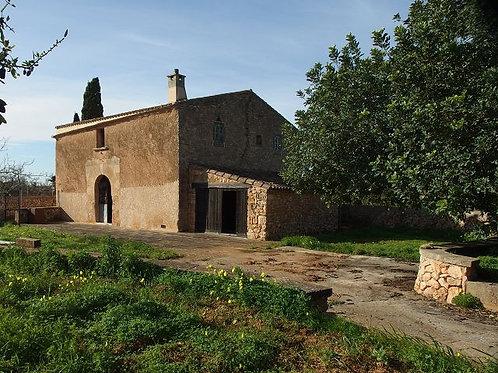 Casa antigua para reformar con la estructura en buen estado en llucmajor