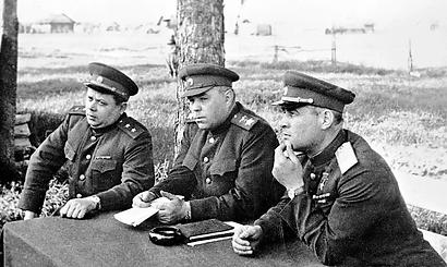 Василевский фото маршала на фронте 7.web