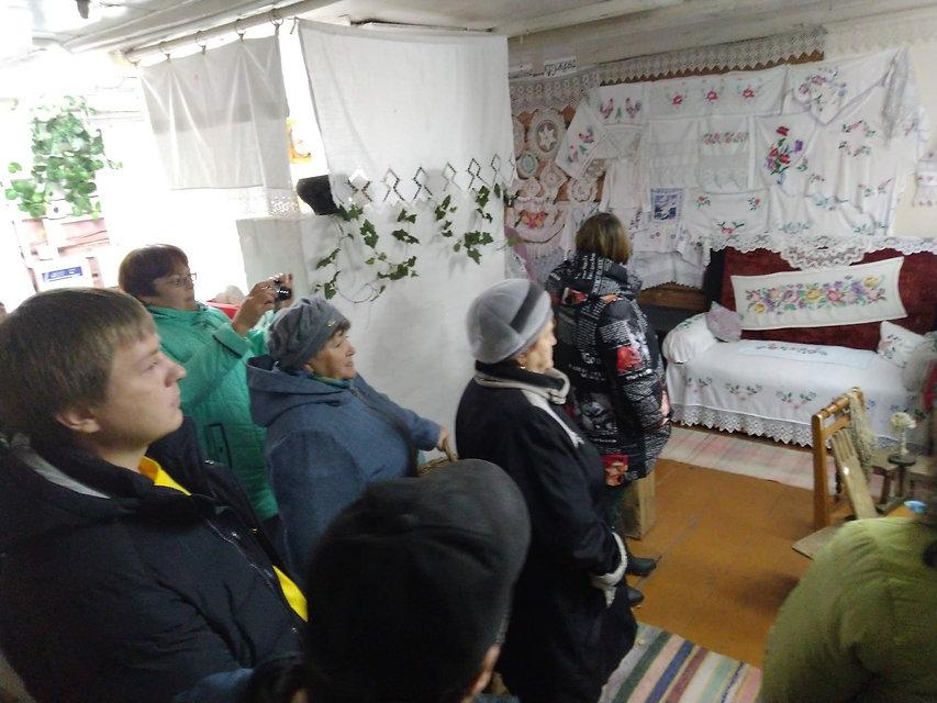 День открытых дверей в музее маршала Василевского в деревне Вахутки. 5..jpg