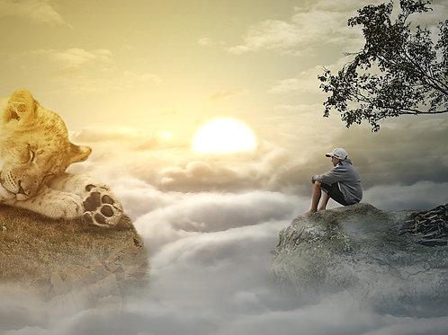 Tietoisuuden avautuminen -harjoitusmateriaali