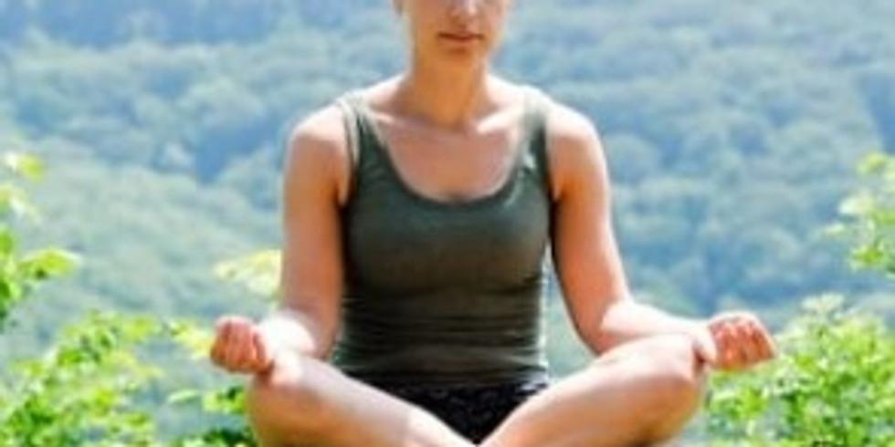Ohjattu meditaatiotunti Lohjalla