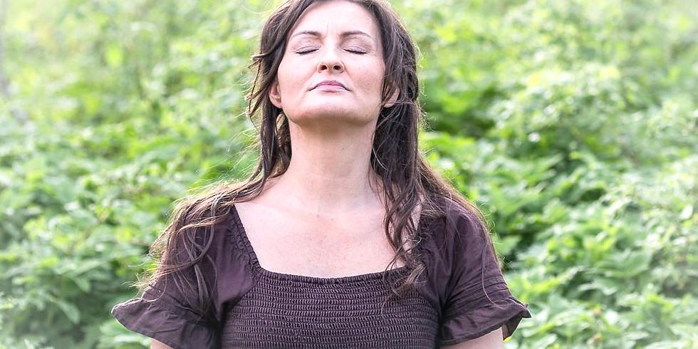 Ohjattu meditaatio / Energiahoito ryhmälle keskiviikkoisin