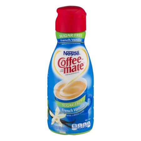 COFFEE-MATE French Vanilla Sugar Free 32 oz (Pack of 2) | Vatican6
