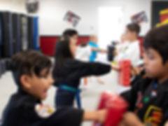 Children Program, Sensei Donavan