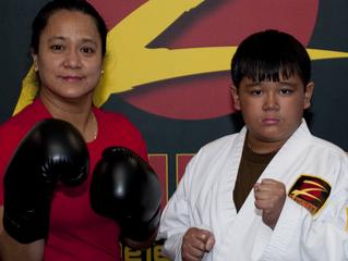 Myitzu and Brian Kyaw A Z-Ultimate Success!