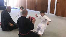 Younglings Starting Their Z-Ultimate Journey to Black Belt
