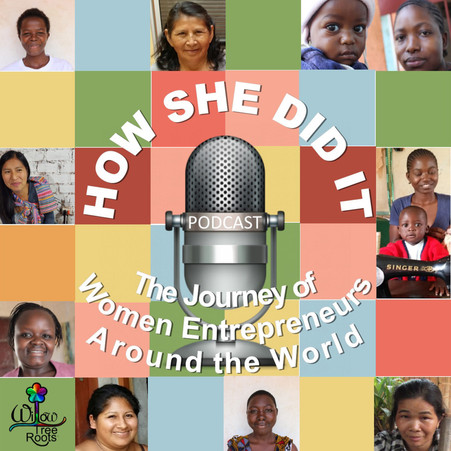 How She Did It: The Journey of Women Entrepreneurs from Around the World