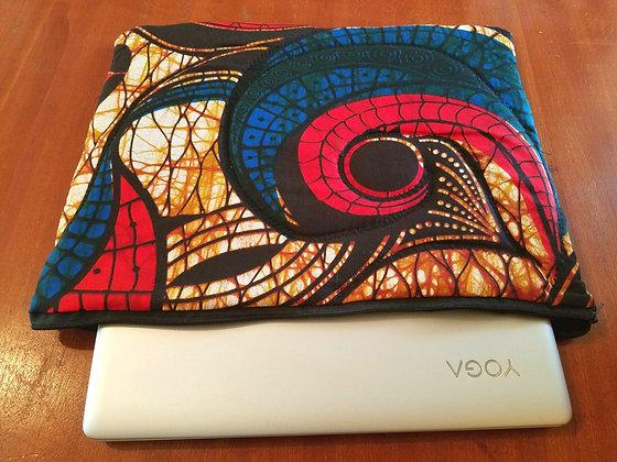 African Print Laptop/Tablet/iPad Case