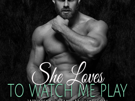 SHE LOVES TO WATCH ME PLAY - AUDIOBOOK