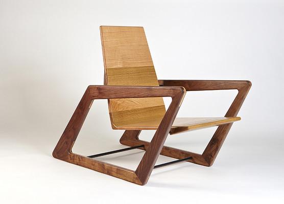 Pat Spratt armchair