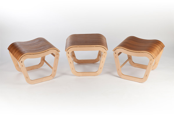 Mode stools & table