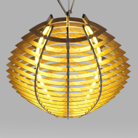HULL PENDANT LIGHT