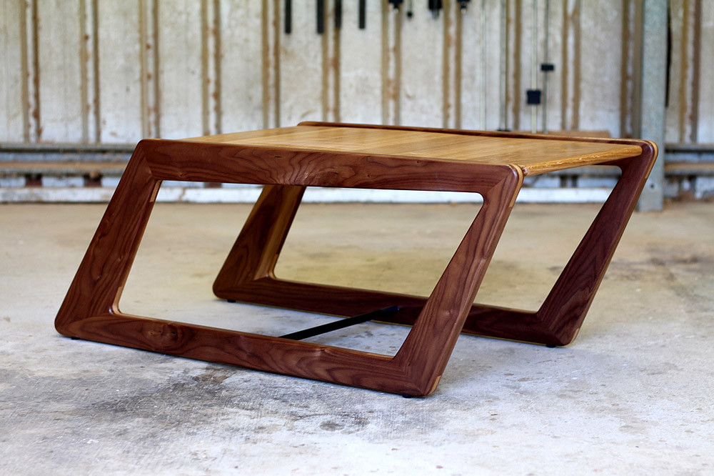 Pat Spratt coffee table by David Cummins