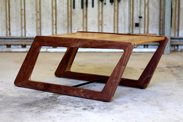 Pat Spratt coffee table by David Cummins
