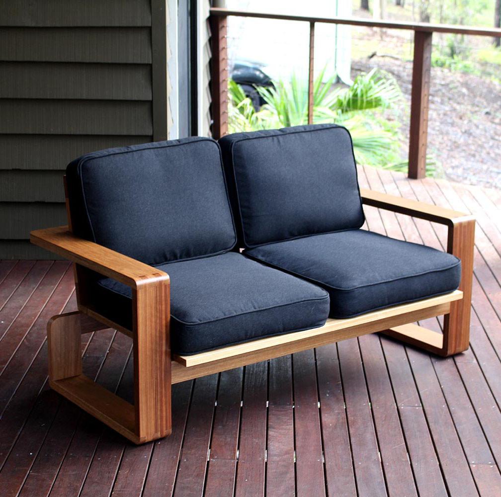 Draper outdoor lounge by David Cummins