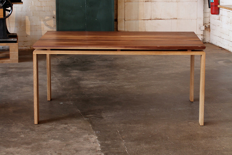 McAlester dining table