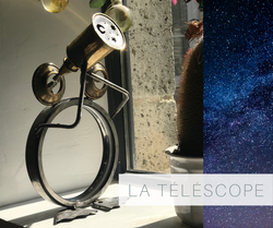 la grenouille télescope