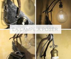 la lampe à poser