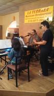 Students Perform at La Terraza Restaurant
