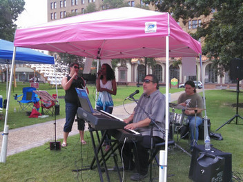 Students Perform at Downtown Festival