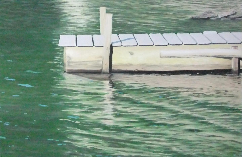 Dock on Wild Acres Lake