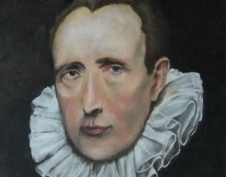 Van Dyck's Cornelius Van Der Geest as a Young Man