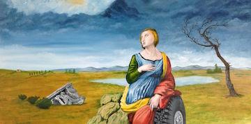 RAPHAEL'S ST CATHERINE OF ALEXANDRIA