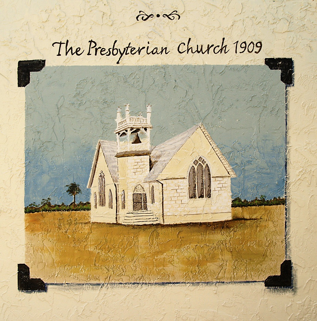 The Presbyterian Church  #8
